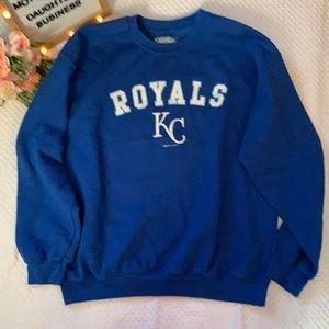 kc royals hoodie.
